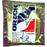 (Ship from USA) Oreck ET511PK dutchTech Hypo-Allergenic Bags- Genuine - 5 Pack