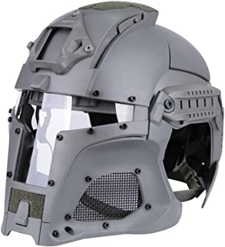 H Welt Shopping FMA Tactical Airsoft Verstellbare Schnelle Helm PJ NVG Halterung f/ür Tactical Airsoft Paintball Multicam