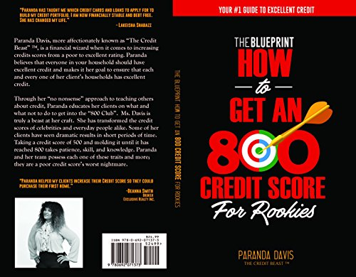 How To Get An 800 Credit Score For Rookies: The Blueprint