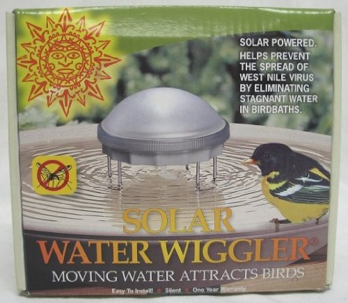 Solar Water Wiggler For Bird Bath by Allied Precision Ind (Image #1)