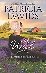 The Wish: A Clean & Wholesome Romance (The Amish of Cedar Gr