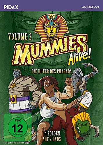 Mummys Alive Dvd - Mummies Alive - Die Hüter des Pharaos - Vol. 2