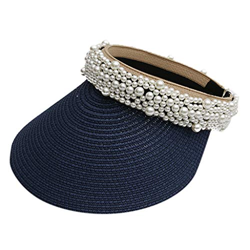 HYIRI Anti-Wearing Baseball Cap Sun Hat with UV Protection UV Rays Packable & Stylish Wide Brim Summer Hats]()