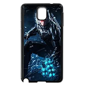Samsung Galaxy Note 3 Cell Phone Case Black Metal Gear Rising Revengeance LSO7915421