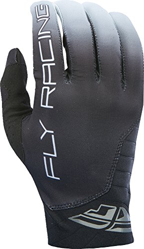 Fly Racing Unisex-Adult Pro Lite Gloves (Black, Youth (Fly Pro Lite Gloves)