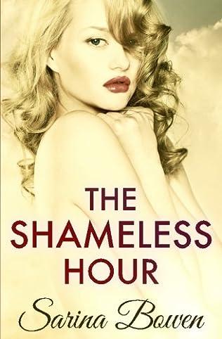 book cover of The Shameless Hour