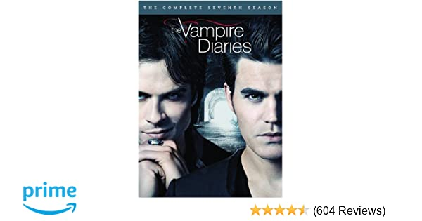 Amazon com: The Vampire Diaries: The Complete Seventh Season: Paul