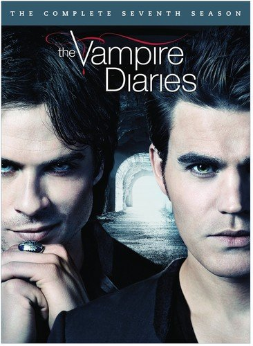 The Vampire Diaries: Season 7 Paul Wesley Ian Somerhalder Kat Graham Candice Accola