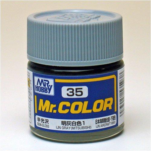 Mr.カラー C35 明灰白色 (1)