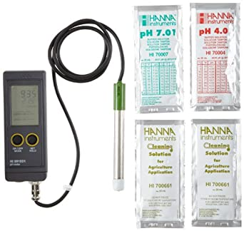 Hanna Instruments HI 991001 Extended Range pH Meter