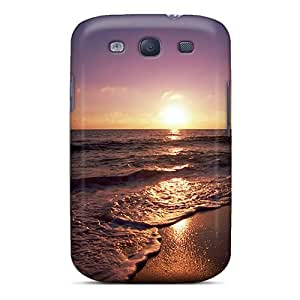 Excellent Design Beach Case Cover For Galaxy S3