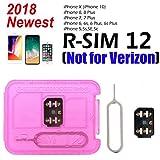 #3: Eyetwins RSIM12 RSIM 12 SIM Unlocking Base GSM for Apple iPhoneX 8 7+ 7 6S+ 6S 6 SE (Not Compatible CDMA Like Verizon)
