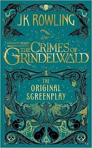Image result for crimes of grindelwald book