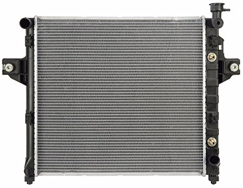 Jeep Grand Cherokee Radiator (RADIATOR FOR JEEP FITS GRAND CHEROKEE 4.7 V8 8CYL 2263)