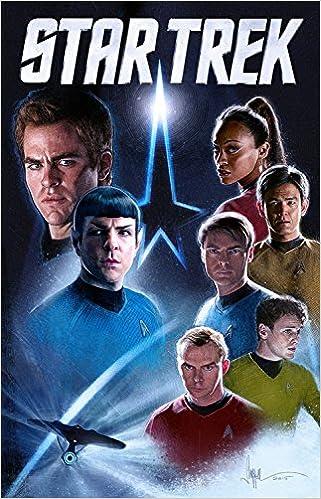 Star Trek: New Adventures Volume 2 : Johnson, Mike, Johnson, F. Leonard, Parrott, Ryan, Molnar, Stephen, Fajar, Erfan: Amazon.in: Books