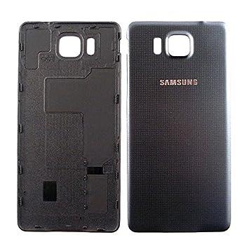 e27bf183732 Samsung Galaxy Alpha SM-G850F Tapa de Batería, GH98-33688A, Battery cover, Tapa  trasera, Backcover, Repuestos: Amazon.es: Electrónica