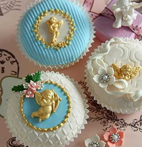 Vintage Trims Mold 6426677 Sugarcraft Molds Polymer Clay Cake Border Mold Soap Molds Resin Candy Chocolate Cake Decorating Tools