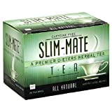 Tadin Tea Slim Mate Caffeine Free, 1.26-Ounce (Pack of 6) For Sale