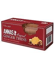 Anna's Thins, Traditional Swedish Pepparkaka