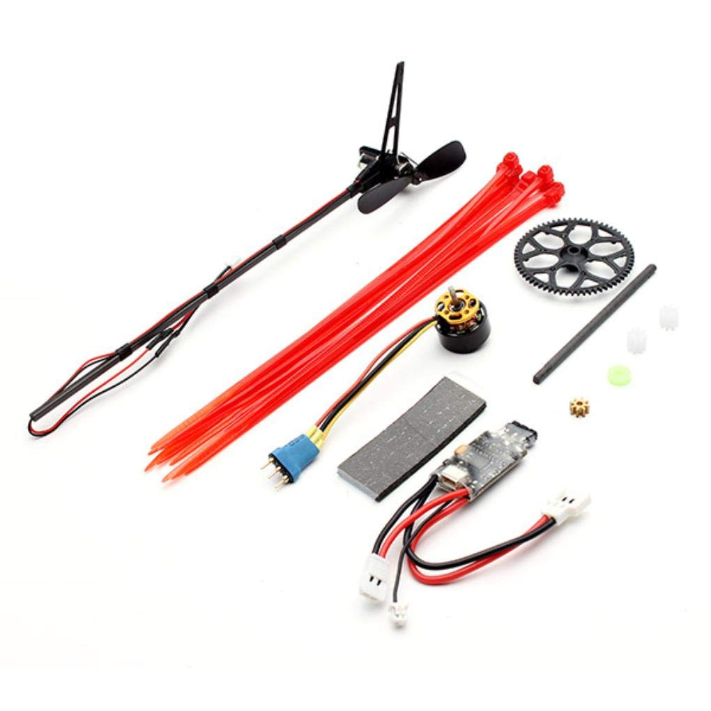 Walkera Mini super GCP Cp noir or M5 Upgrade Kit Brushless KV12000