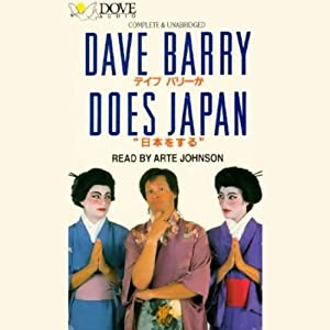 Dave Barry Does Japan Hörbuch