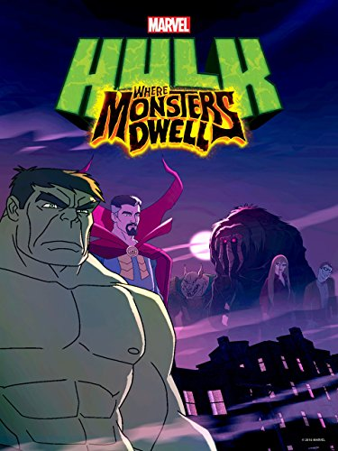 Marvel's Hulk: Where Monsters Dwell ()