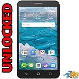 Alcatel Flint Unlocked 4G LTE Gsm 16GB Lcd 5.5 HD 8mp Quad Core