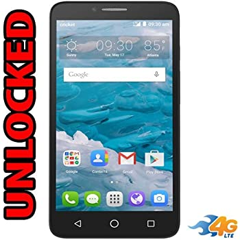 Amazon com: Alcatel One Touch Fierce 4G Android Smartphone
