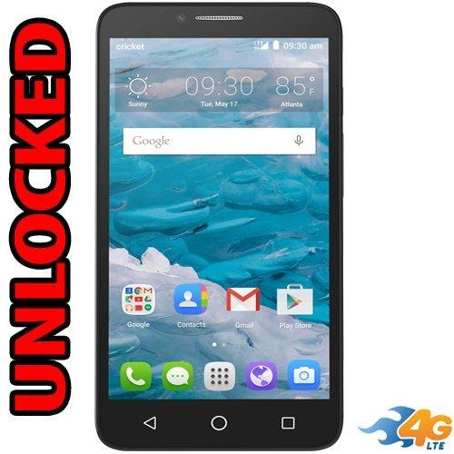Alcatel Flint Unlocked 4G LTE Gsm 16GB Lcd 5.5 HD 8mp Quad Core Desbloqueado by Alcatel