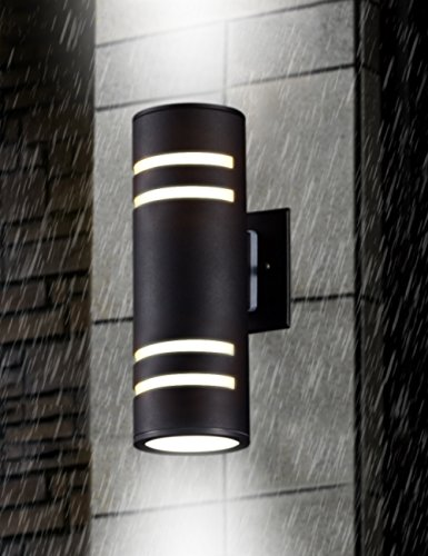 Deking Plw04 Waterproof Cylinder Porch Light Outdoor