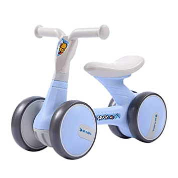PNYGJLPHC Baby Bike Balance Bicicleta Niño Caminante para 1 año 2 ...