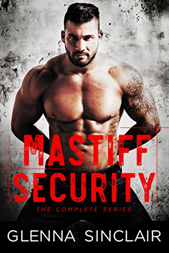 Mastiff Security: The Complete 5 Books Series cover