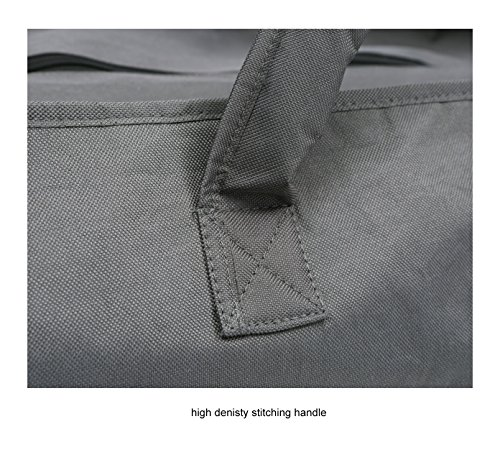 Patio Watcher Cushion Storage Bag Heavy Duty Zippered and Water Resistant Cover Storage Bag