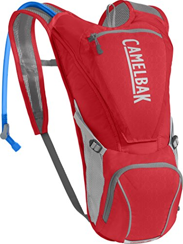 CamelBak Rogue Crux Reservoir Hydration Pack, Racing Red/Silver, 2.5 L/85 oz