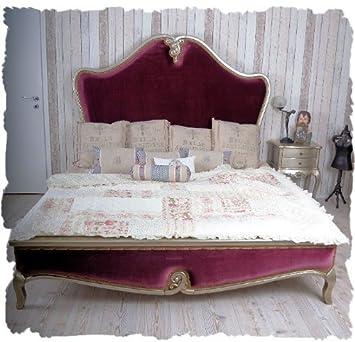 Joli Lit/Lit conjugal/Lit double/Chambre à coucher lit/Lit maxi avec ...