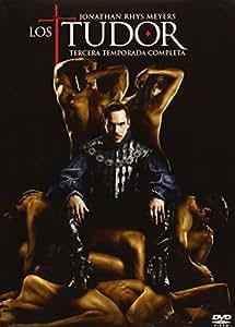 Los Tudor Temporada 3 (Dvd)