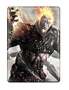 Viktoria Metzner's Shop 5386014K43343356 Ipad High Quality Tpu Case/ God Of War Ascension Ares Case Cover For Ipad Air