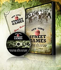 New York Street Games DVD & Street Games Rule Book [Home Use]