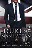 Duke of Manhattan (kindle edition)
