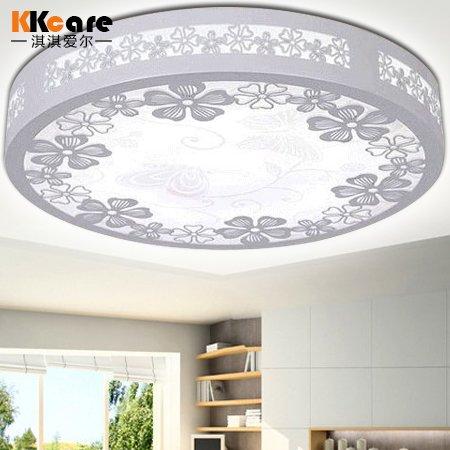 Stylish minimalist LED Ceiling lamp Bedroom Living room Study Children Ceiling Lamp,550mm (Diameter Escutcheon)