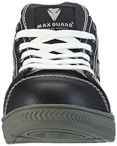 S035 de Noir Mixte Adulte Maxguard Sécurité Schwarz Shadow Chaussures wUxqOt