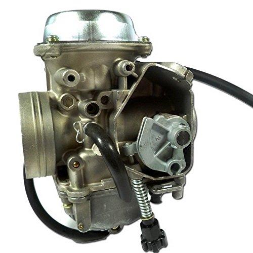 Aftermarket New Carb Construction Carburetor Fit For 1986 1987 1988 1989 1990 1991 1992 1993 1994 1995 KAWASAKI BAYOU KLF 300 KLF300 ATV Carby Carb (Kawasaki Klf300 Carburetor compare prices)