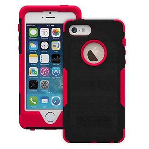 Trident Case AEGIS for iPhone 5/5S - Retail Packaging - Red