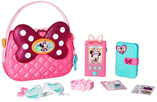Just Play Girls Minnie Happy Helpers Bag Set