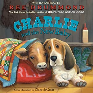 Charlie and the New Baby Audiobook