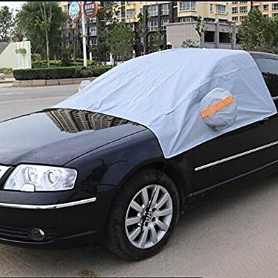 Vinmax Auto Car Windscreen Snow Ice Frost WindShield Roof Covers Protector