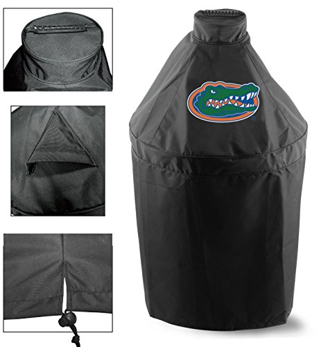 Holland Covers GC-K-FSU Officially Licensed Florida State University Kamado Style Grill Cover ()