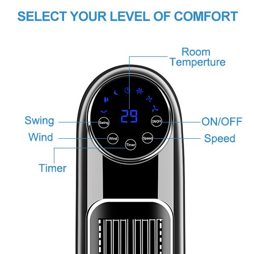 Buy tower fans for cooling