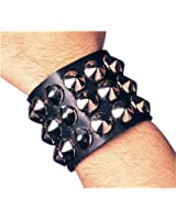 Forum Novelties Gothic Studded Wristband - Qty 1