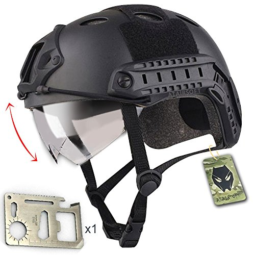ATAIRSOFT Tactical Multifunctional Goggles Multifunction product image